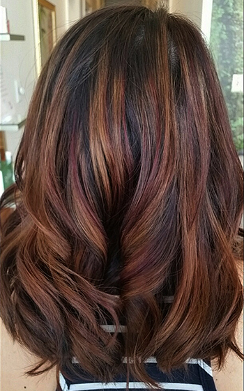 Ways Your Hair Care Routine Should Change For Fall Salon